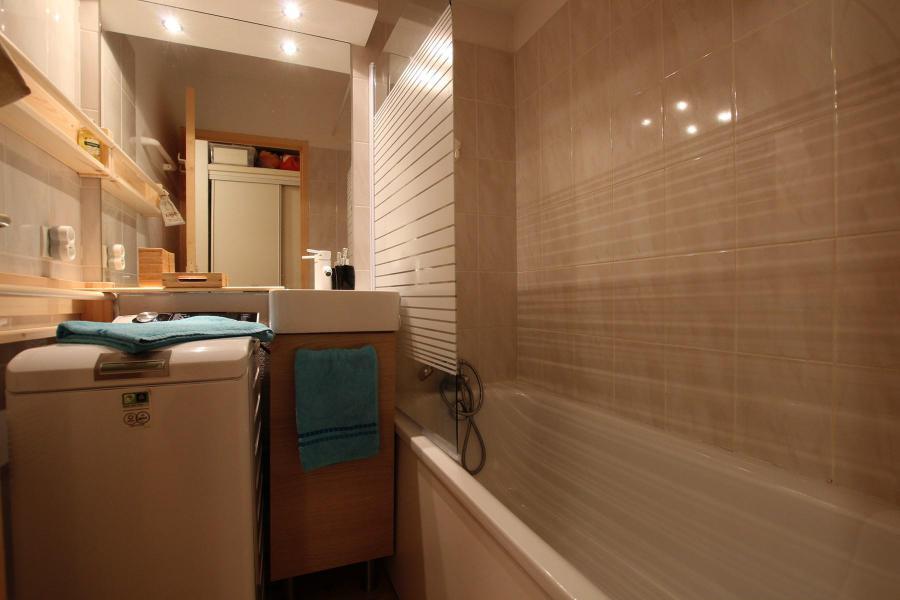 Vacaciones en montaña Apartamento cabina 2 piezas para 6 personas (A407) - La Résidence le Hameau des Ecrins - Puy-Saint-Vincent