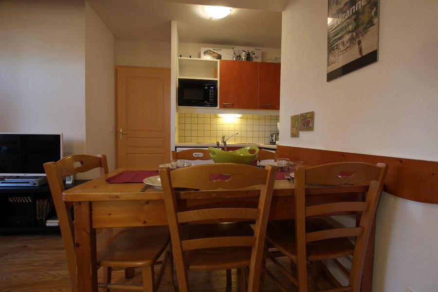 Vacances en montagne Appartement 2 pièces coin montagne 6 personnes (A407) - La Résidence le Hameau des Ecrins - Puy-Saint-Vincent