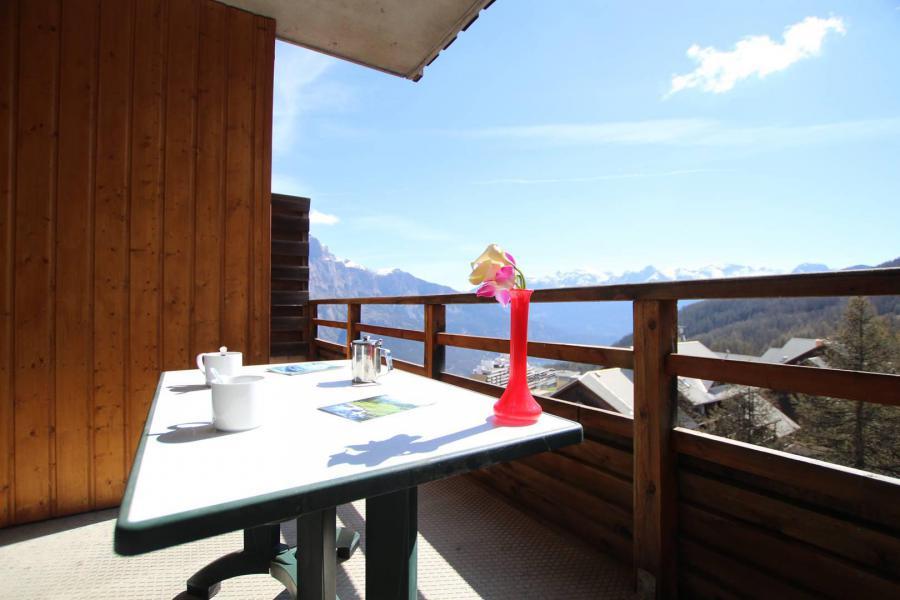 Vacances en montagne Appartement 2 pièces 4 personnes (A905) - La Résidence le Hameau des Ecrins - Puy-Saint-Vincent