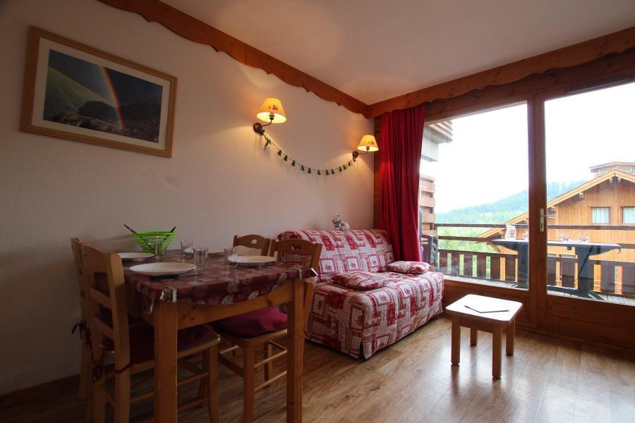 Vacaciones en montaña Apartamento 2 piezas para 4 personas (A1011) - La Résidence le Hameau des Ecrins - Puy-Saint-Vincent - Alojamiento