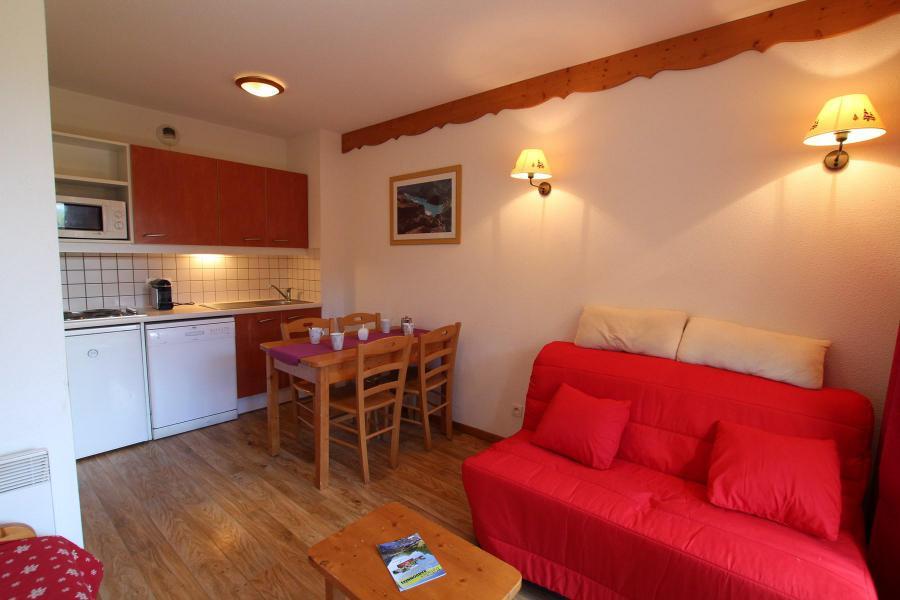 Vacaciones en montaña Apartamento 2 piezas para 4 personas (A911) - La Résidence le Hameau des Ecrins - Puy-Saint-Vincent - Alojamiento