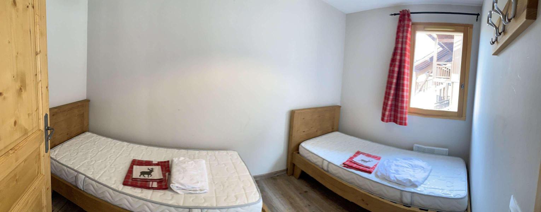 Wakacje w górach Apartament 3 pokojowy 8 osób (291) - La Résidence le Hameau des Rennes - Vars