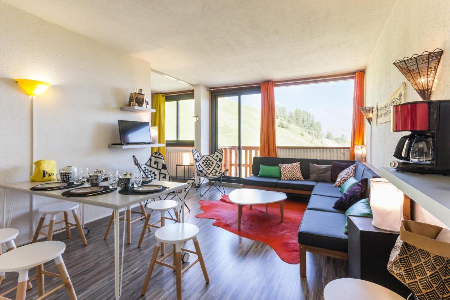 Holiday in mountain resort 2 room apartment 6 people (46) - La Résidence le Kilimandjaro - La Plagne - Living room