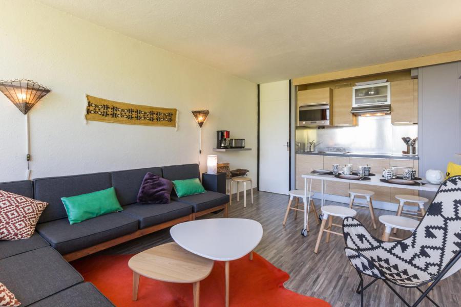 Holiday in mountain resort 2 room apartment 6 people (46) - La Résidence le Kilimandjaro - La Plagne - Settee
