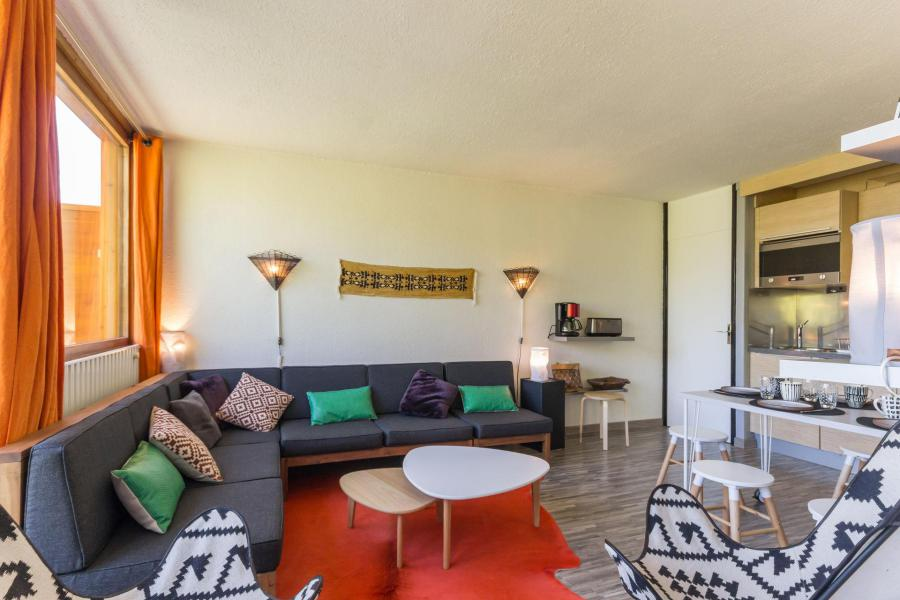 Holiday in mountain resort 2 room apartment 6 people (46) - La Résidence le Kilimandjaro - La Plagne - Window