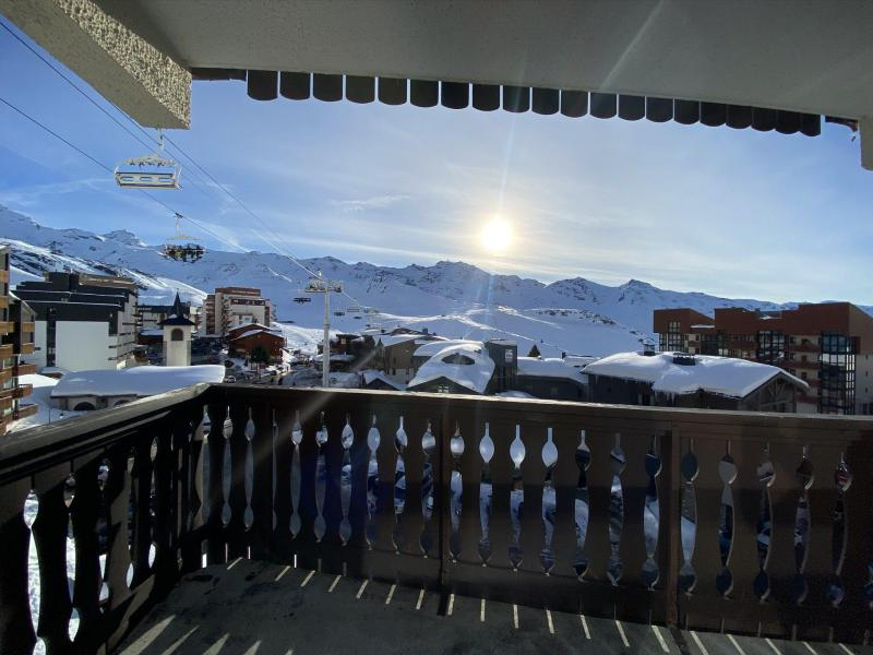 Holiday in mountain resort 3 room apartment cabin 10 people (409) - La Résidence le Lac du Lou - Val Thorens
