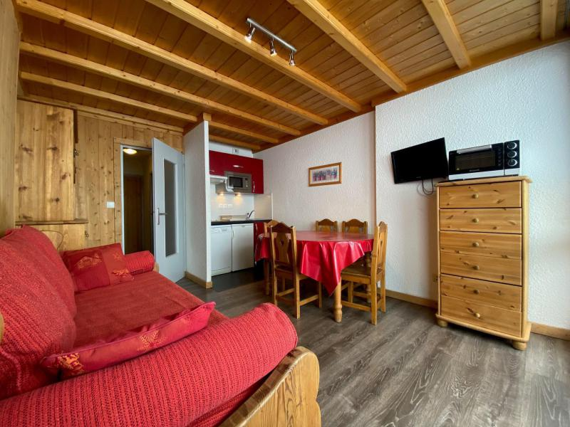Holiday in mountain resort Studio 4 people (608) - La Résidence le Lac du Lou - Val Thorens