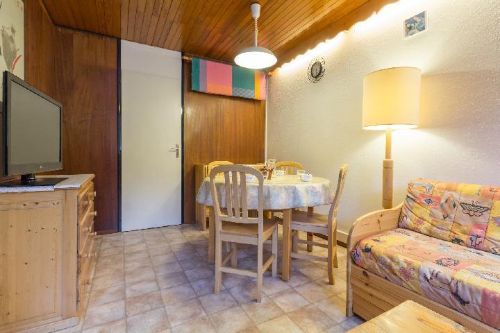 Holiday in mountain resort Studio 4 people (13) - La Résidence le Makalu - La Plagne - Accommodation