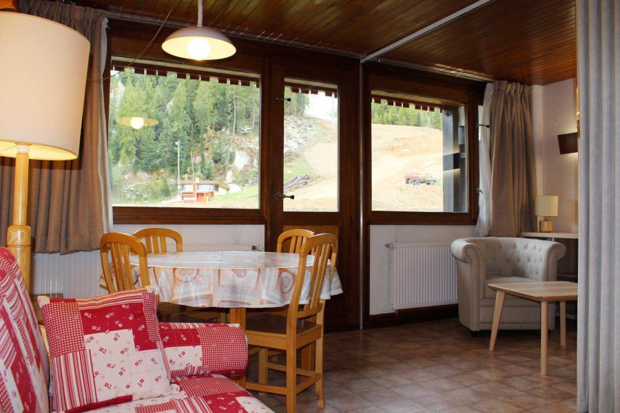 Vakantie in de bergen Studio 4 personen (13) - La Résidence le Makalu - La Plagne - Tafel