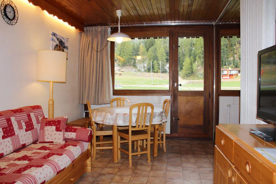 Vakantie in de bergen Studio 4 personen (13) - La Résidence le Makalu - La Plagne - Woonkamer