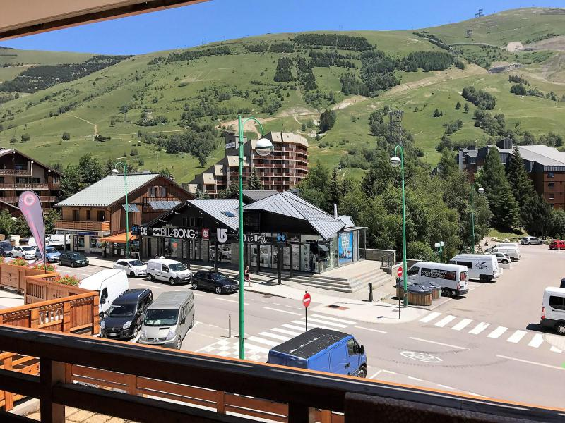 Wakacje w górach Studio z alkową 4 osoby (142) - La Résidence le Mas du Prégentil - Les 2 Alpes