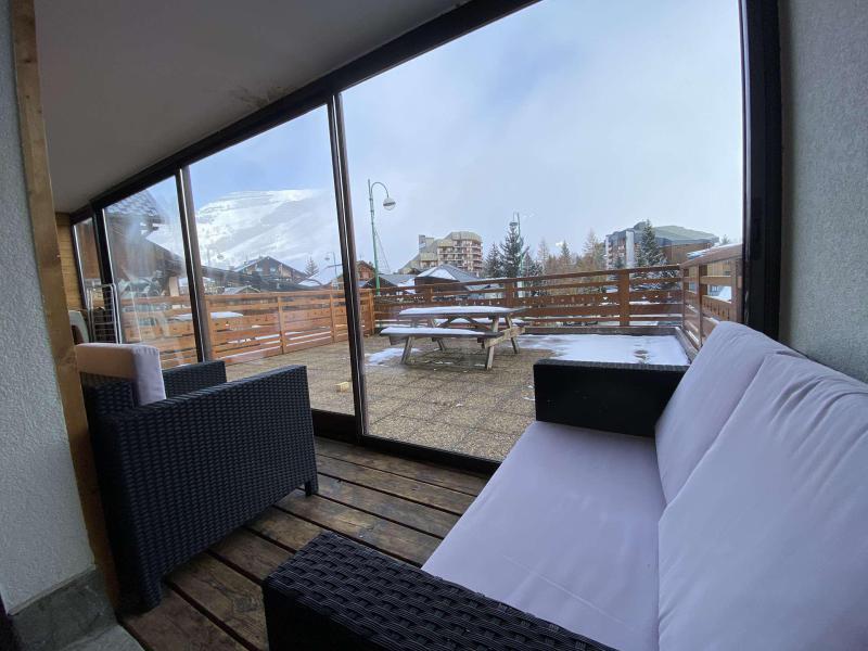 Wakacje w górach Apartament 2 pokojowy 6 osób (162) - La Résidence le Mas du Prégentil - Les 2 Alpes