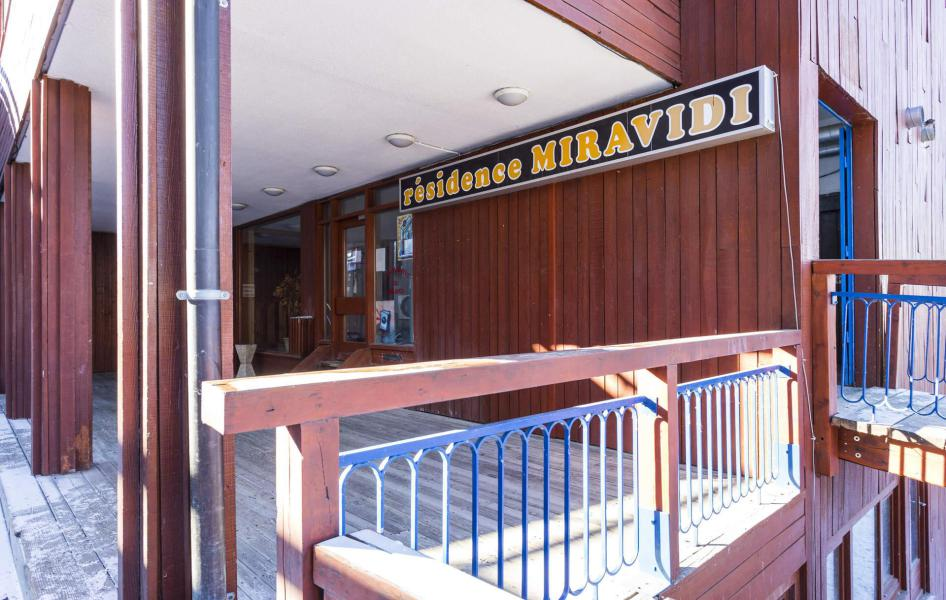 Vakantie in de bergen La Résidence le Miravidi - Les Arcs