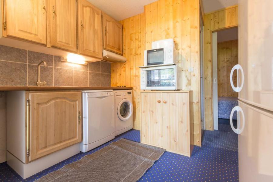 Vakantie in de bergen Appartement 3 kamers bergnis 7 personen (524) - La Résidence le Miravidi - Les Arcs