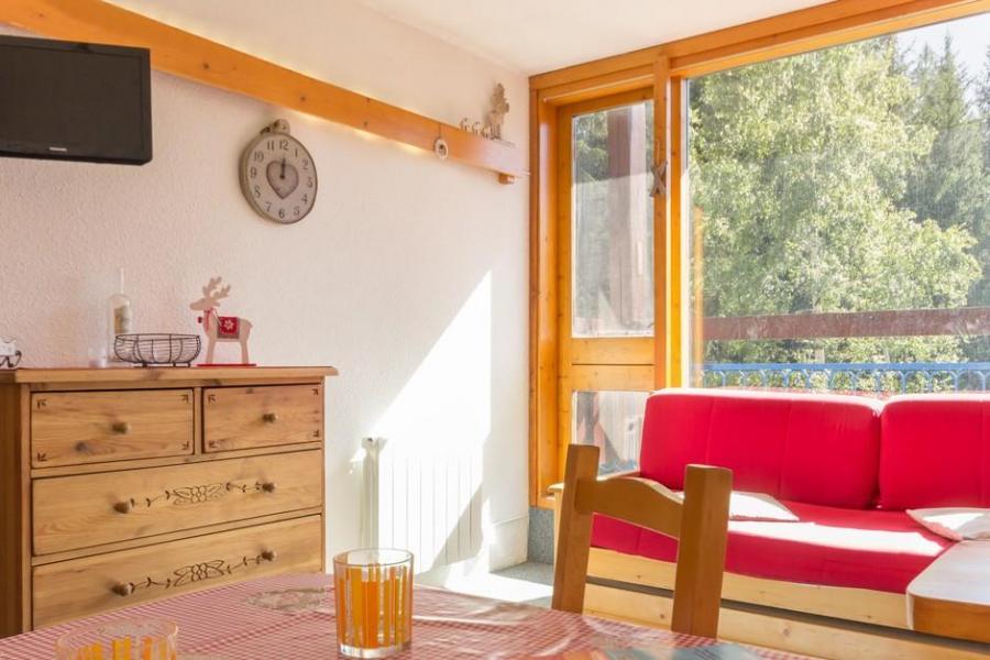 Holiday in mountain resort Studio sleeping corner 4 people (415) - La Résidence le Miravidi - Les Arcs - Kitchenette