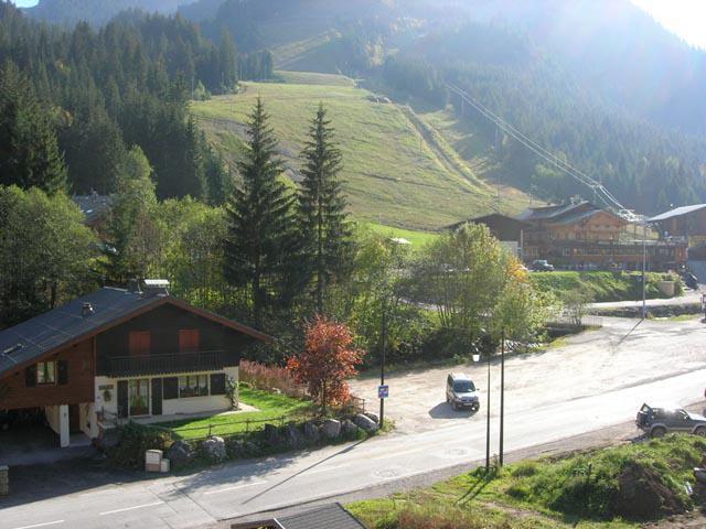 Vacances en montagne Appartement 2 pièces coin montagne 6 personnes (190) - La Résidence le Moulin - Châtel