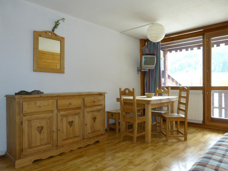 Holiday in mountain resort 3 room apartment 7 people (6) - La Résidence le Mustag - La Plagne - Accommodation