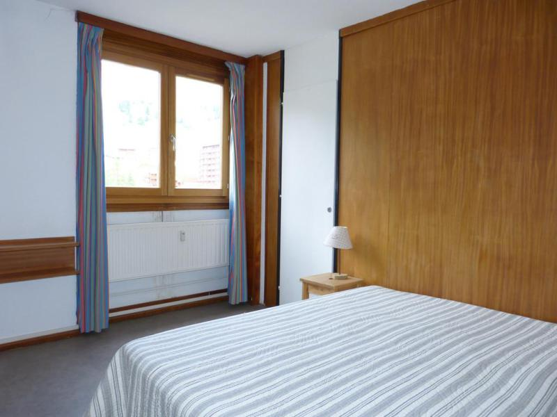 Holiday in mountain resort 3 room apartment 7 people (6) - La Résidence le Mustag - La Plagne - Double bed