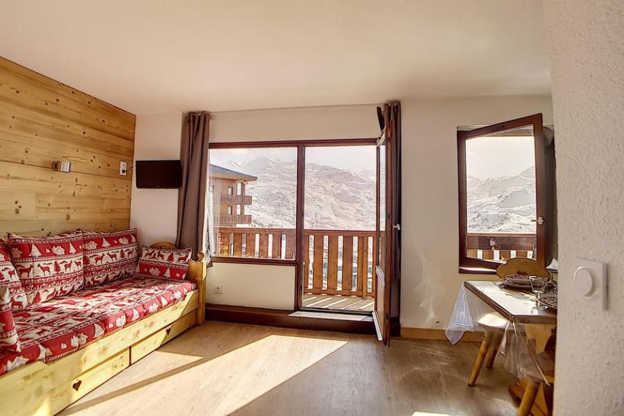 Holiday in mountain resort 3 room duplex apartment 6 people (712) - La Résidence le Necou - Les Menuires