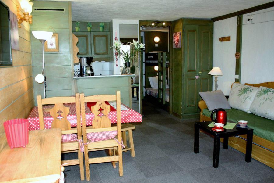 Каникулы в горах Квартира студия со спальней для 4 чел. (204CL) - La résidence le Palafour - Tignes - Стол