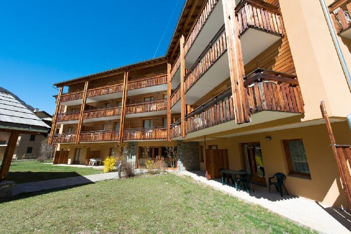 Location au ski Studio coin nuit 4 personnes (442) - La Residence Le Palatin - Pelvoux - Extérieur été