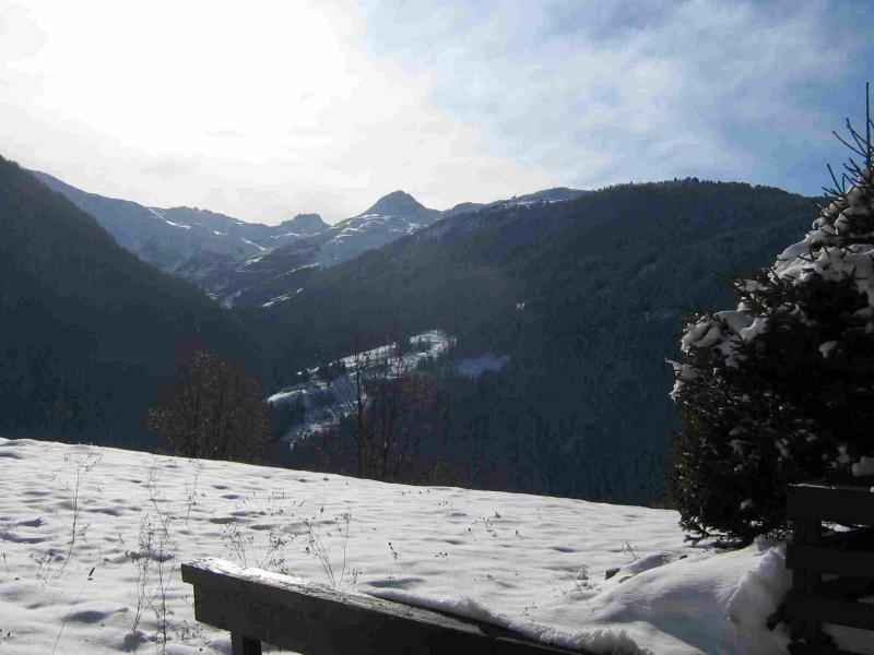 Vacances en montagne Studio 4 personnes (03) - La Résidence le Parc - Peisey-Vallandry