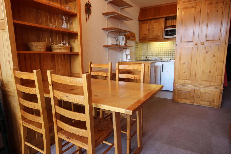 Vacances en montagne Studio 4 personnes (03) - La Résidence le Parc - Peisey-Vallandry - Logement