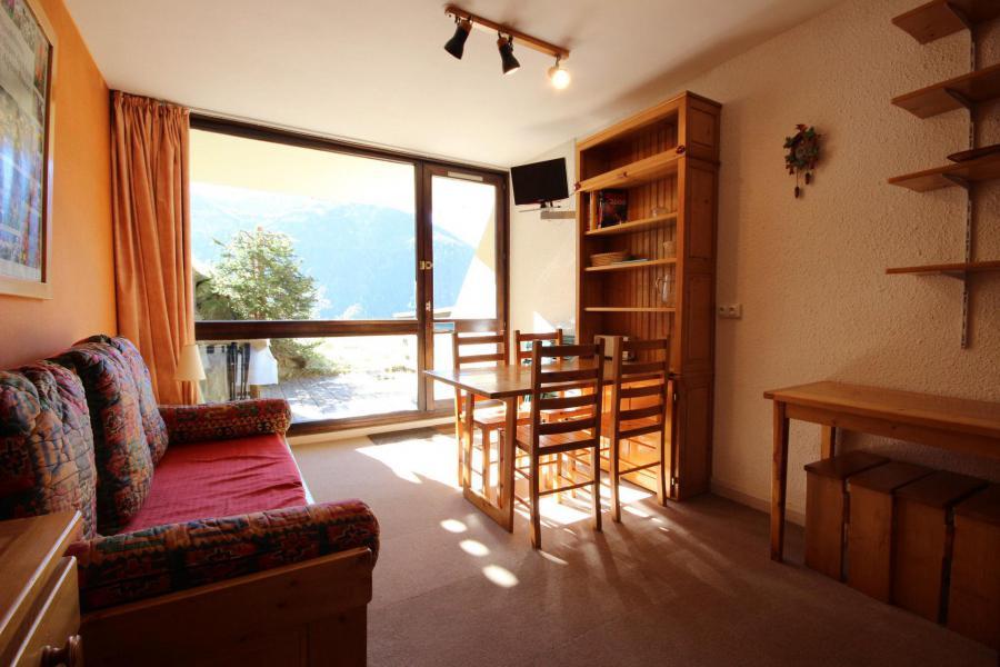 Vacances en montagne Studio 4 personnes (03) - La Résidence le Parc - Peisey-Vallandry - Séjour