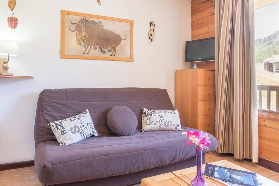 Holiday in mountain resort Studio sleeping corner 3 people (GUI104) - La Résidence le Picamont - Montgenèvre
