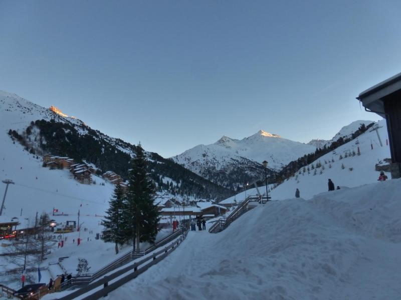 Vacaciones en montaña Estudio para 3 personas (700R) - La Résidence le Plein Soleil - Méribel-Mottaret