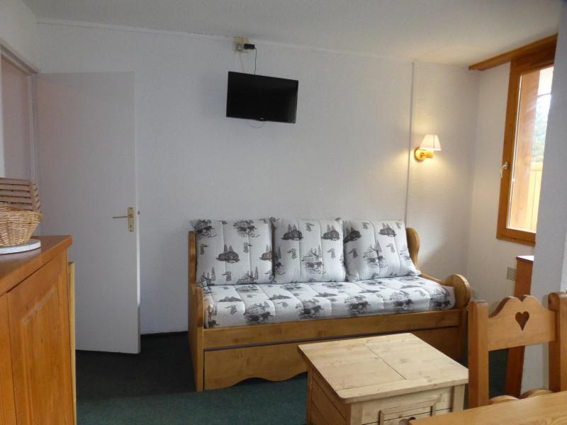 Vacaciones en montaña Estudio para 3 personas (700R) - La Résidence le Plein Soleil - Méribel-Mottaret - Alojamiento