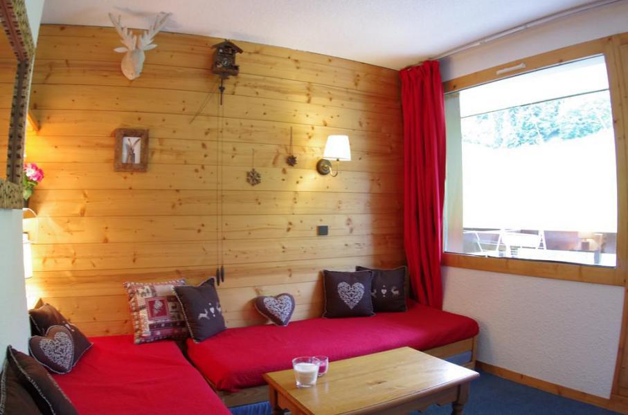 Wakacje w górach Studio podzielne 4 osoby (G064) - La Résidence le Prariond - Valmorel - Pokój gościnny