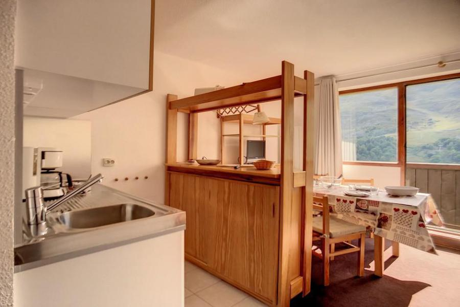 Holiday in mountain resort Logement 1 pièces 4 personnes (SV0411) - La Résidence le Sarvan - Les Menuires