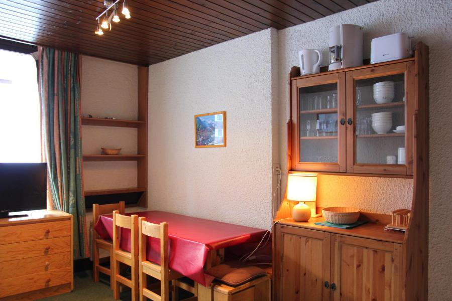 Holiday in mountain resort Studio cabin 4 people (002) - La Résidence le Schuss - Val Thorens