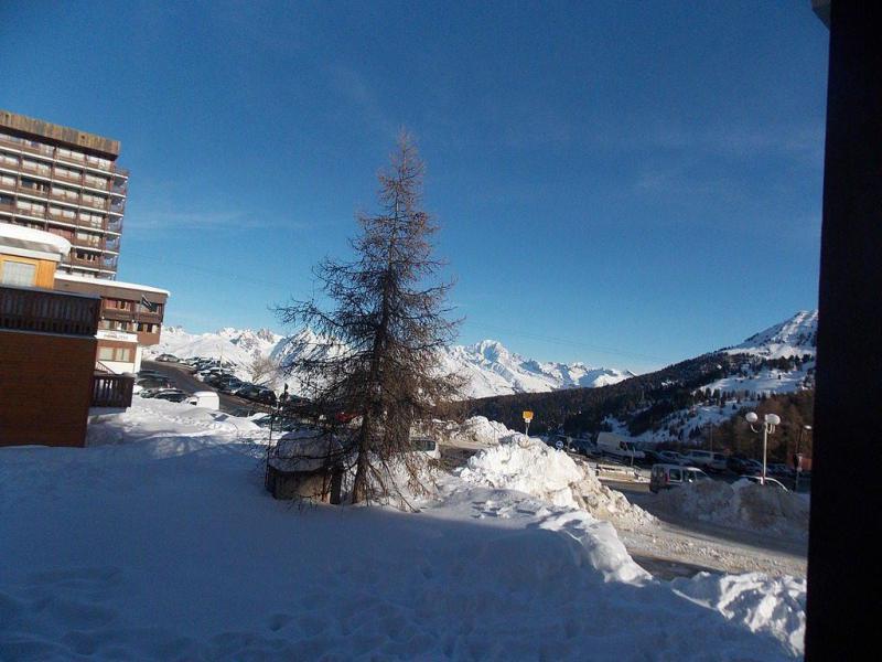 Vakantie in de bergen Studio 2 personen (3) - La Résidence le Serro Torre - La Plagne