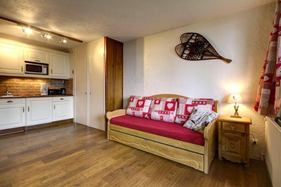 Holiday in mountain resort Studio 2 people (3) - La Résidence le Serro Torre - La Plagne - Bench seat