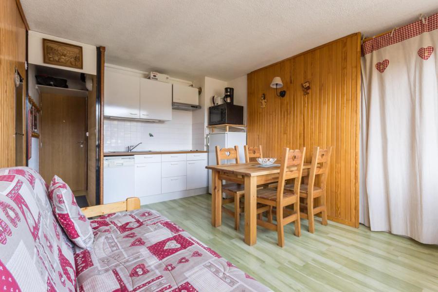 Holiday in mountain resort Studio 4 people (31) - La Résidence le Serro Torre - La Plagne - Bench seat