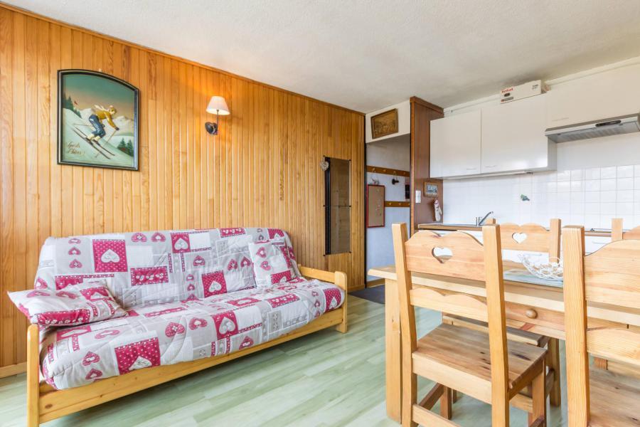 Holiday in mountain resort Studio 4 people (31) - La Résidence le Serro Torre - La Plagne - Living room