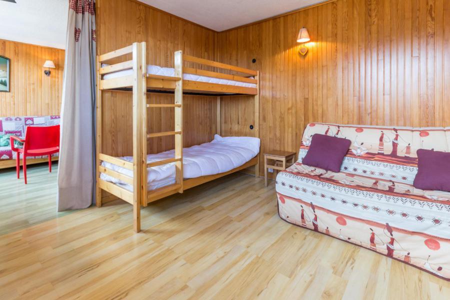 Vakantie in de bergen Studio verdeelbaar 4 personen (31) - La Résidence le Serro Torre - La Plagne - Slaapkamer