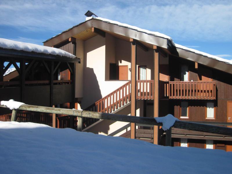Holiday in mountain resort La Résidence le Sextant - Montchavin - La Plagne