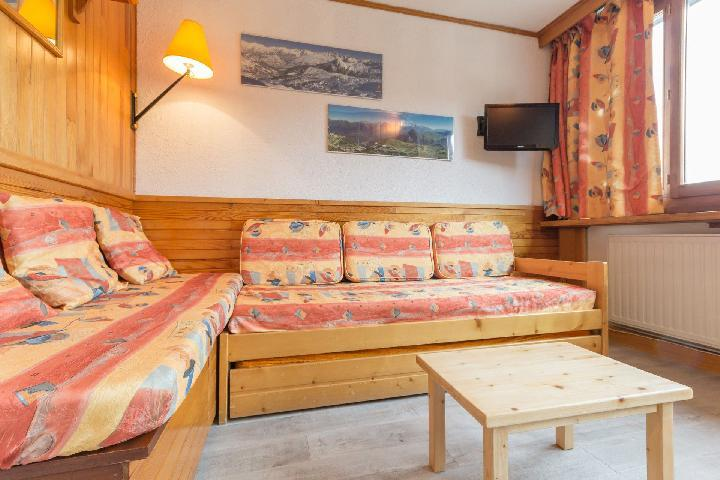 Holiday in mountain resort Studio 2 people (26) - La Résidence le Sikkim - La Plagne