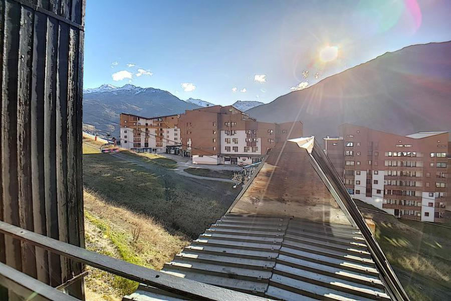 Urlaub in den Bergen La Résidence le Sorbier - Les Menuires