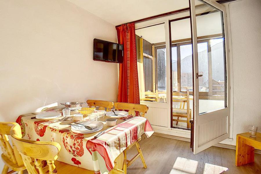Holiday in mountain resort Studio cabin 4 people (224) - La Résidence le Sorbier - Les Menuires - Bathroom