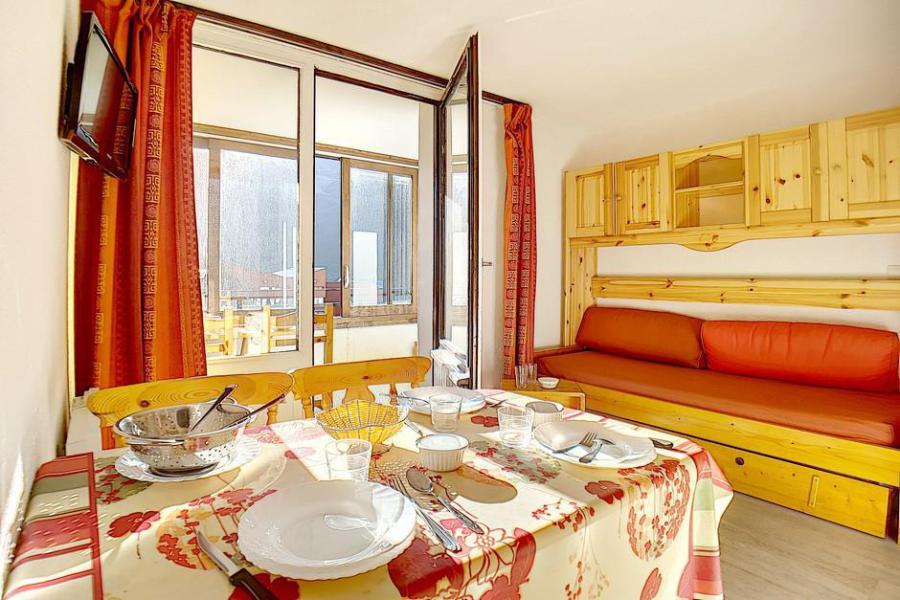 Holiday in mountain resort Studio cabin 4 people (224) - La Résidence le Sorbier - Les Menuires - Kitchen