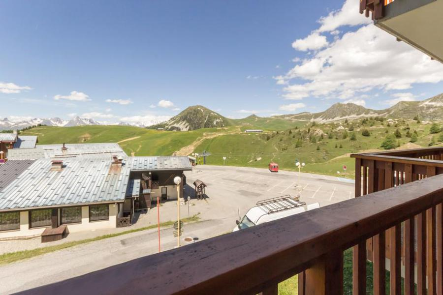 Holiday in mountain resort Studio 2 people (39) - La Résidence le Squaw Valley - La Plagne - Summer outside