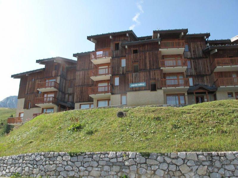 Holiday in mountain resort La Résidence le Squaw Valley - La Plagne