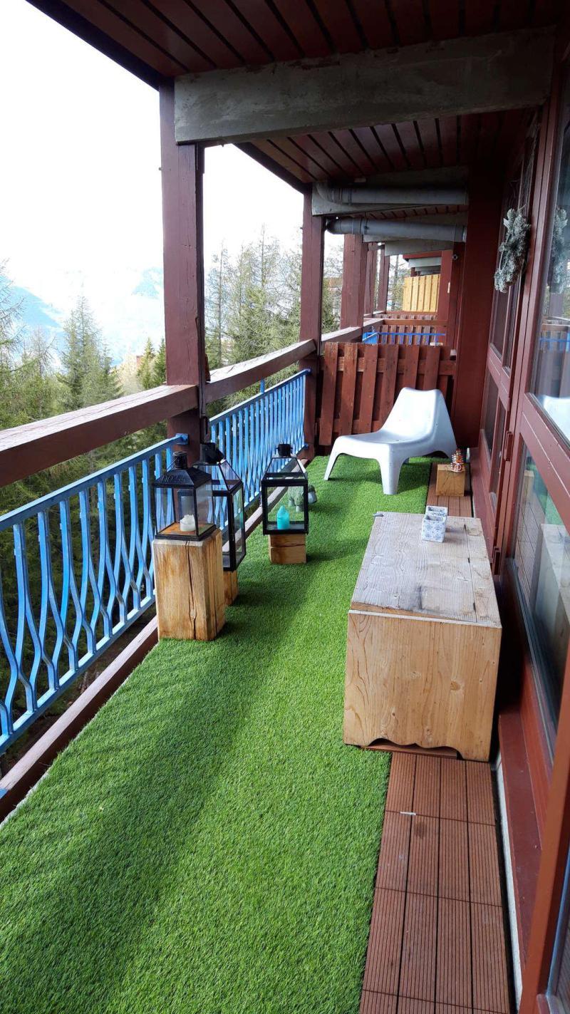 Vakantie in de bergen Appartement 3 kamers 8 personen (828) - La Résidence le Thuria - Les Arcs - Balkon