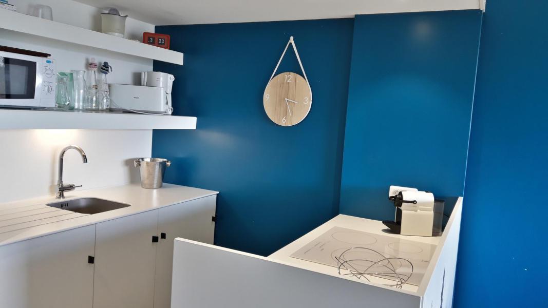 Vakantie in de bergen Appartement 3 kamers 8 personen (828) - La Résidence le Thuria - Les Arcs - Keukenblok
