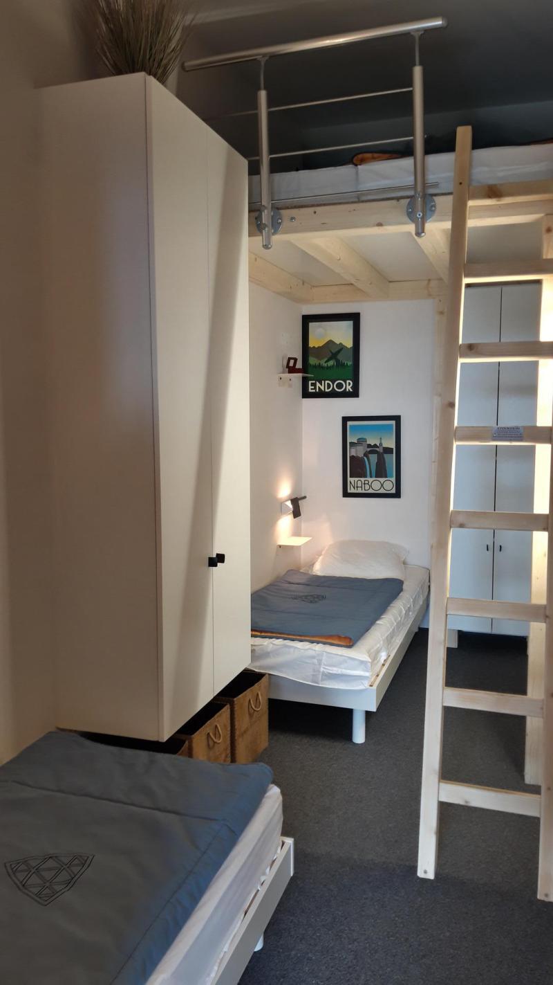 Vakantie in de bergen Appartement 3 kamers 8 personen (828) - La Résidence le Thuria - Les Arcs - Vide