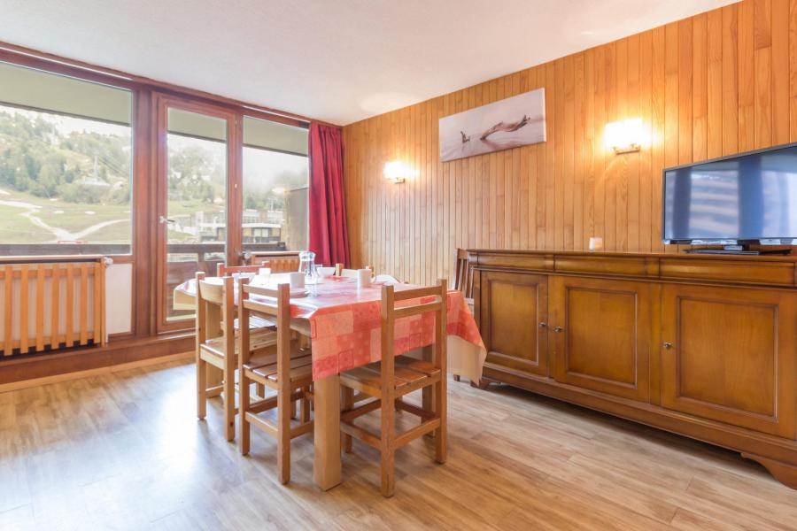 Holiday in mountain resort 3 room apartment 7 people (204) - La Résidence le Vercors - La Plagne - Dining area